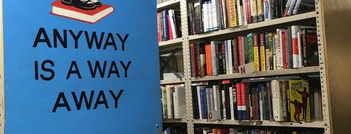 Strand Bookstore is one of Nueva York.