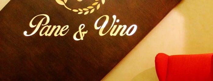 Pane & Vino is one of Nur-Sultan.