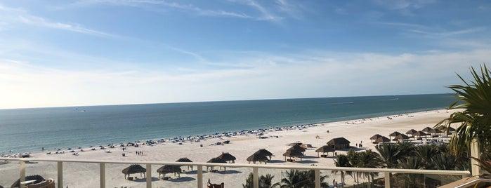 Marco Beach is one of Locais curtidos por Sharon.