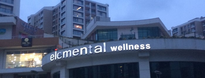 Elemental Wellness Acıbadem is one of Tempat yang Disukai H.