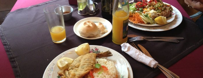 Restaurante Sargento Aldea is one of Valparaiso / 2013.