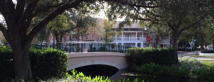 Water Street Park is one of Orlando/2013.