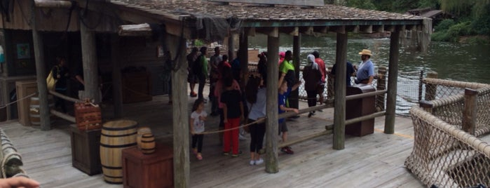 Tom Sawyer Island is one of Orlando/2013.