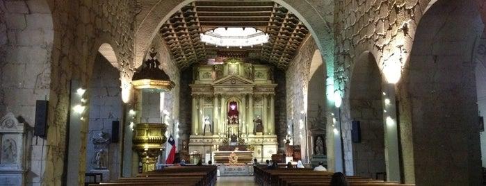 Iglesia San Francisco is one of Santiago / 2013.