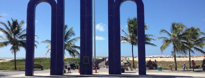 Arcos da Orla de Atalaia is one of Sergipe / 2013.