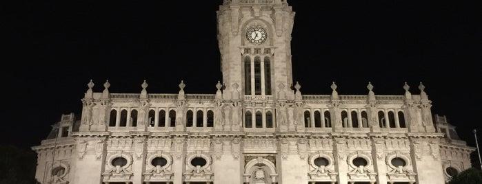 Paços de Concelho is one of Porto.