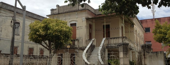 Museu da Gente Sergipana is one of Sergipe / 2013.