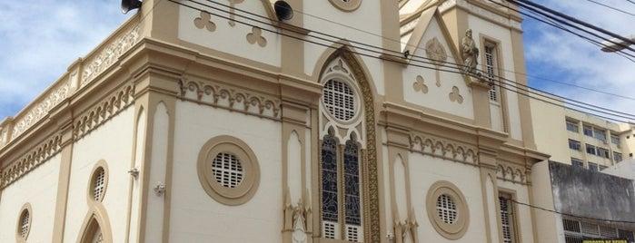 Igreja Presbiteriana Jardim das Oliveiras is one of Sergipe / 2013.