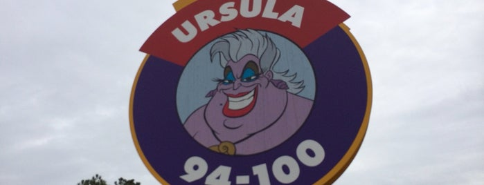 Ursula Parking Lot is one of Orlando/2013.