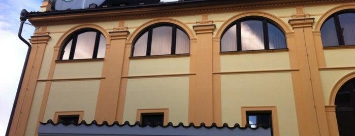 Regionální muzeum v Českém Krumlově is one of Prague.