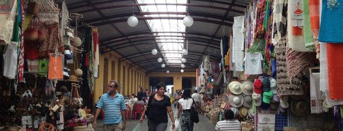 Mercado Municipal Antônio Franco e Thales Ferraz is one of Sergipe / 2013.