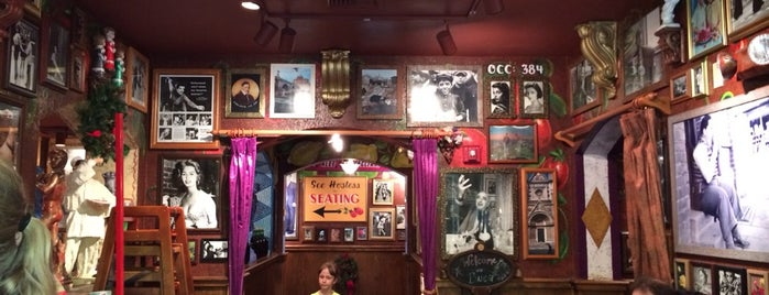 Buca di Beppo is one of Orlando/2013.