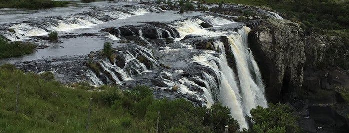 Cachoeira do Passo do S is one of Melhor Cambará.