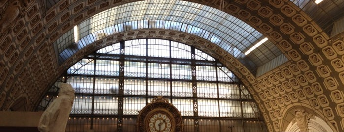 Musee d'Orsay - Exposition Baltard is one of Posti che sono piaciuti a Bin.