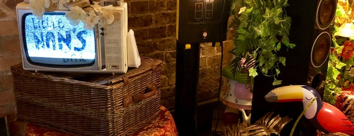 Little Nan's Bar is one of London Nightlife.