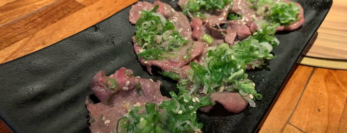 Woo Tung Yakiniku Dining Bar is one of Deep: сохраненные места.