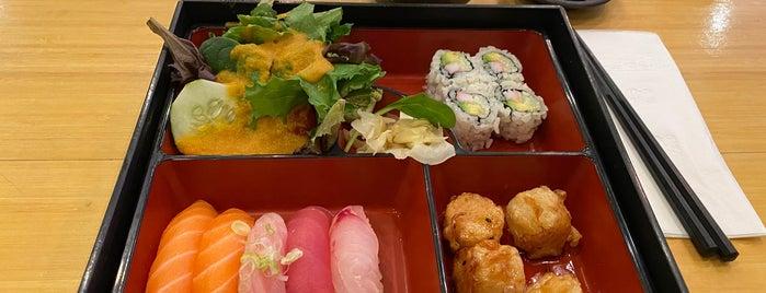 Zen Ramen & Sushi is one of Karen'in Beğendiği Mekanlar.
