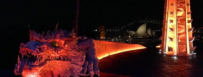 Handa Opera On Sydney Harbour is one of T.'ın Beğendiği Mekanlar.