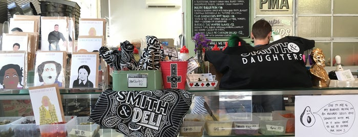Smith & Deli is one of One day I will visit Melbourne again. And then....