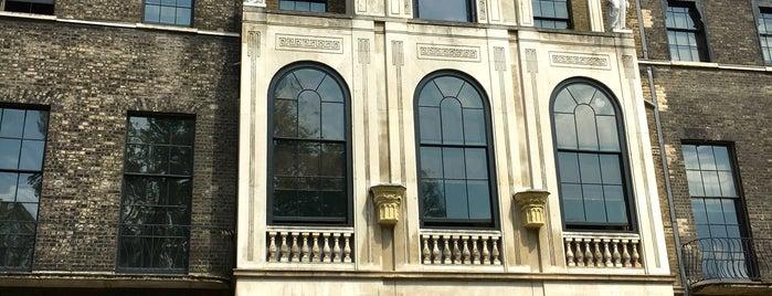 Sir John Soane's Museum is one of Lieux qui ont plu à T..