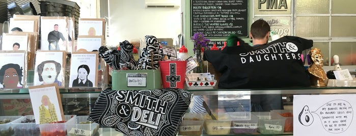 Smith & Deli is one of T.さんのお気に入りスポット.