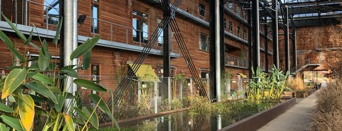 Jardins Rosa-Luxemburg is one of Enrica.