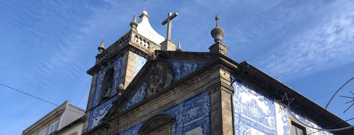 Capela das Almas is one of Porto.