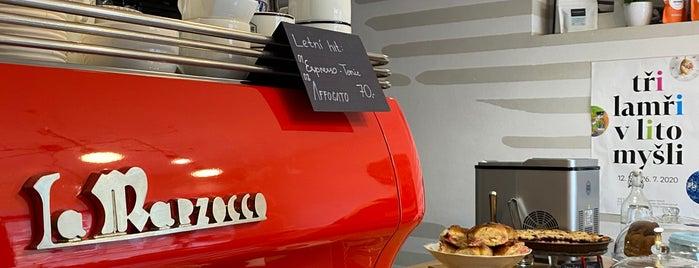Traffic Coffee is one of Olomouc.