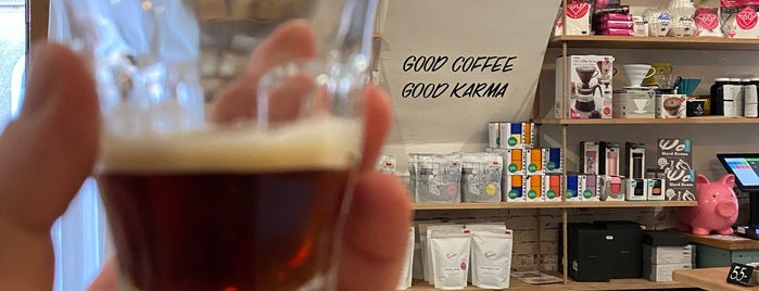 Start UP coffee is one of Not a capital vol. 2.