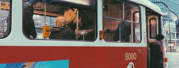 Tramvaj 22 | Bílá Hora – Nádraží Hostivař is one of Praha <3.