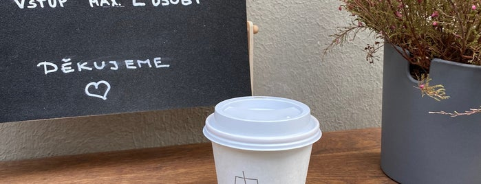 Monogram Espresso Bar is one of Europe specialty coffee shops & roasteries.