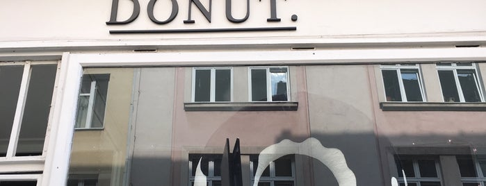 just DONUT. is one of Ostrava.