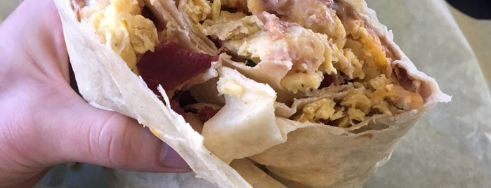 Pepe's Finest Mexican Food is one of 40 Must-Try Burritos.