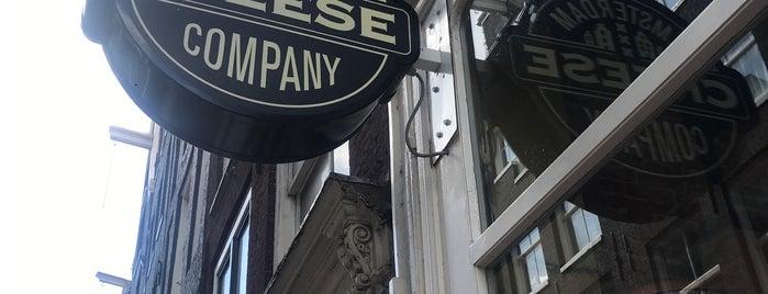 Amsterdam Cheese Company is one of Lugares favoritos de jordi.