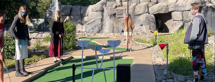 Magic Carpet Golf is one of TaHOEs.
