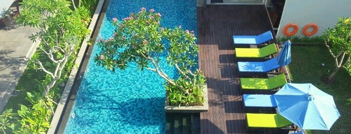 Hotel Santika Mataram - Lombok is one of Tempat yang Disukai Jocelyn.