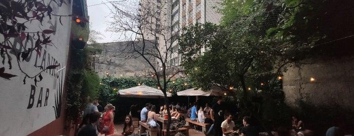 Bar Botânico is one of Tempat yang Disimpan Glauber.