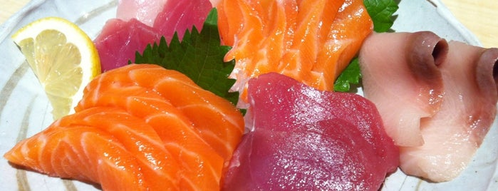 Ryoshi Sushi Ikeikemaru is one of Eats: Places to check out (Singapore).