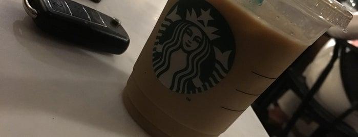 Starbucks is one of gamze'nin Beğendiği Mekanlar.