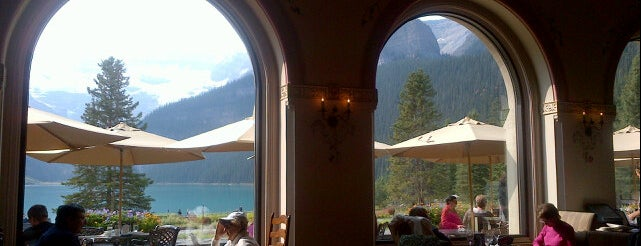 The Fairview Dining Room is one of Canmore/Banff.