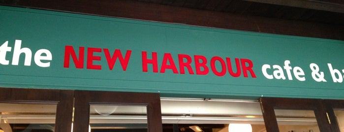 New Harbour Cafe & Bar is one of Ian 님이 좋아한 장소.