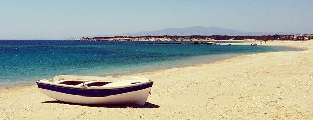 Pyrgaki Beach is one of Νάξος.