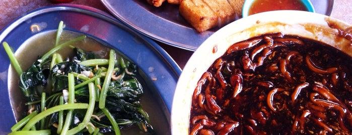 福春记卤面 is one of Glorious Food.