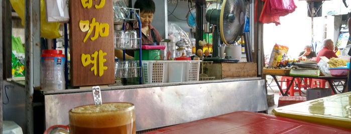 Cheng's Kopi is one of Recommeded Good Coffee.