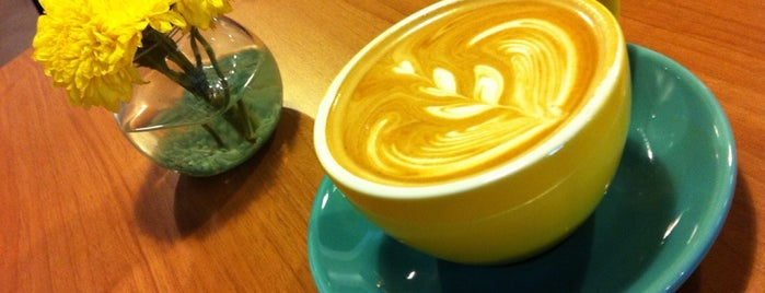 Strangers at 47 is one of Recommeded Good Coffee.