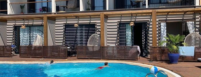 Arwen Hotel is one of Otel.
