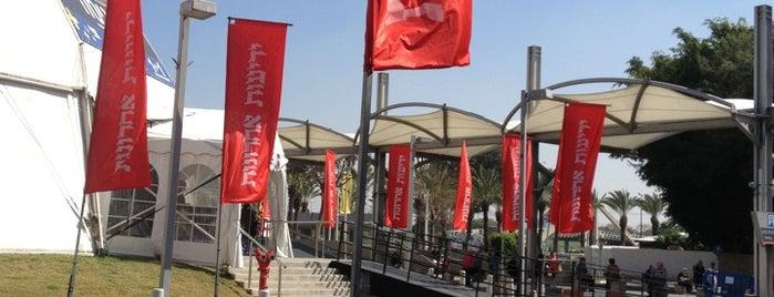 Expo Tel Aviv is one of Lugares favoritos de Mitya.