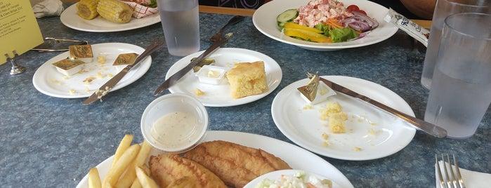 Captain Marden's Seafoods is one of Orte, die Marcus gefallen.