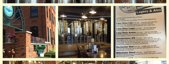 Rochester Mills Beer Company is one of Jonさんのお気に入りスポット.