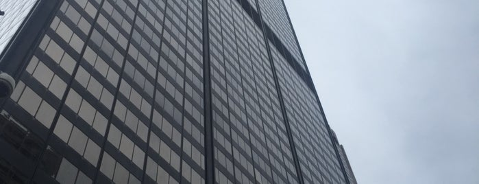 Willis Tower is one of Go Ahead, Be A Tourist.